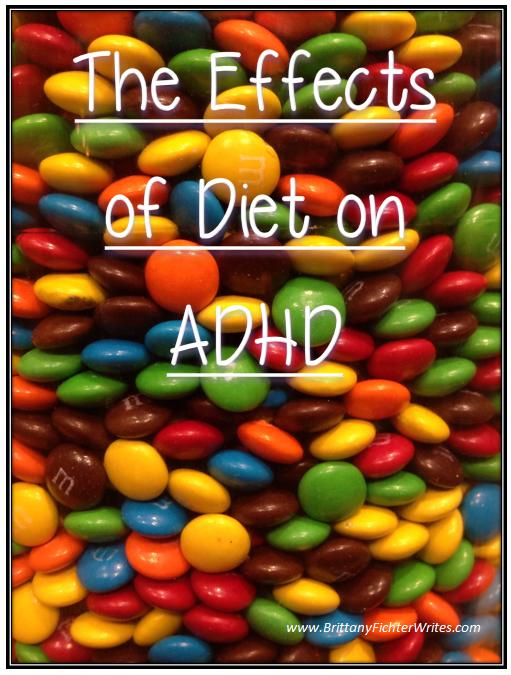 The Effects of Diet on ADHD